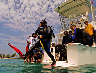gopro dm training internships placencia belize