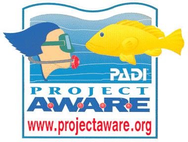 padi project aware placencia