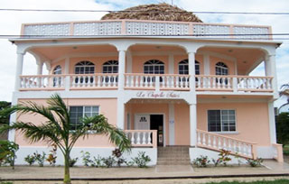 belize placencia beach front accommodation scuba packages