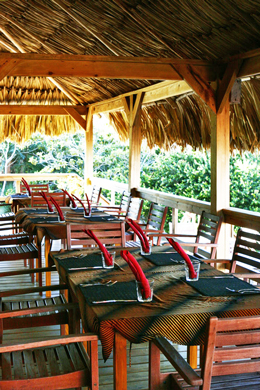 ocean view hotel placencia belize