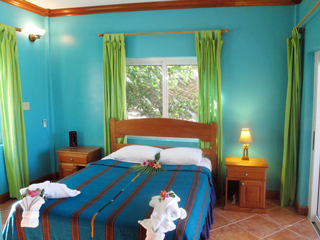 luxury apartment rooms placencia belize