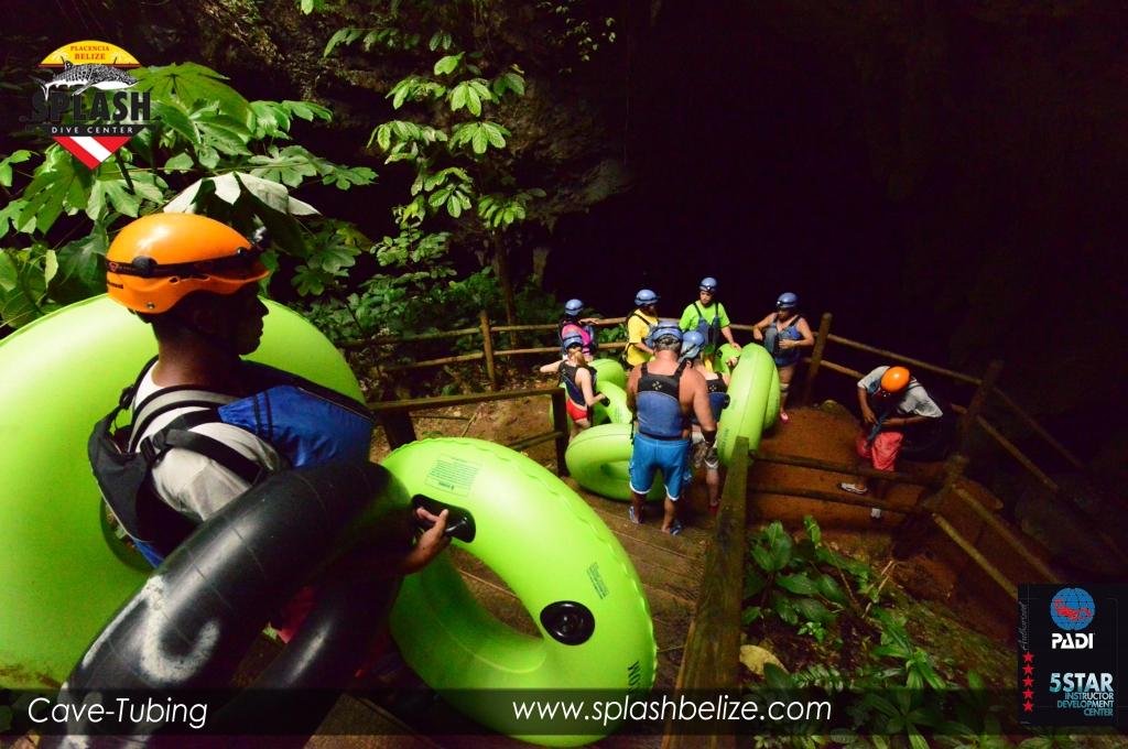 Cave-Tubing Adventure