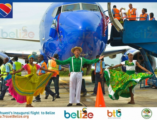 Southwest Airlines to Belize!