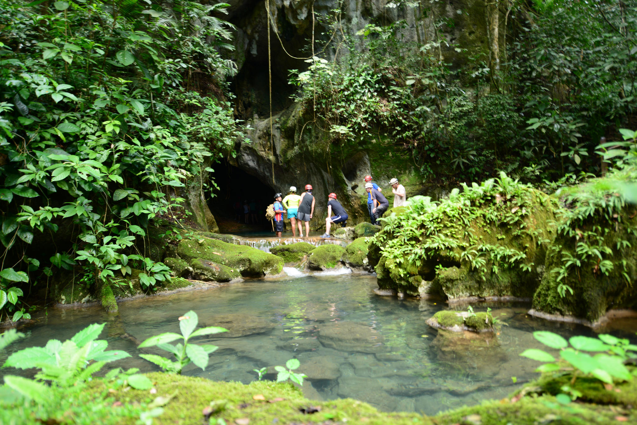 Explore Belize Inland
