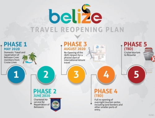 BELIZE AIRPORT OPENING AUGUST 15